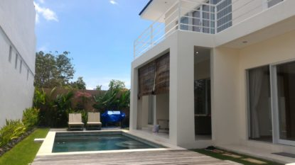 Brand new stunning villa in Sanur