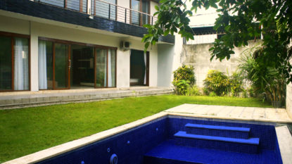 Freehold villa in Umalas area