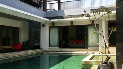 Freehold villa in Kerobokan area