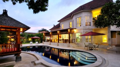 One of the most beautiful villas in Sanur
