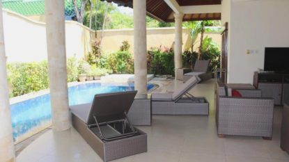 Profitable 2 bedroom villa in the heart of Sanur under villa's management