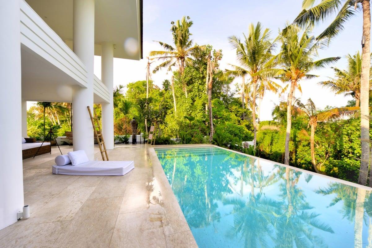 Beautiful Peaceful River Frontage Villa, Minutes Away from Pererenan Beach – Bali