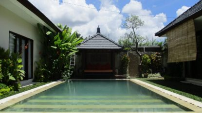 Freehold 4 Bedroom villa in Seminyak