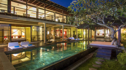 Luxury villa in Jimbaran area