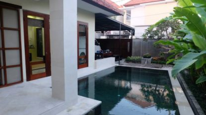 Freehold 4 bedroom villa in Sanur