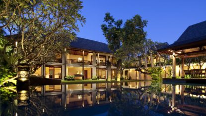 Magnificent 3 bedroom villa Seminyak near the Beach