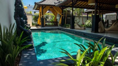 Prime Location Villa Leasehold 3 Bedrooms Oberoi, Seminyak