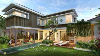New property development in prime area of Canggu
