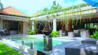 Lovely villa in Batu Bolong – Canggu