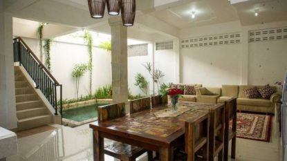 Stylish 2 bedroom villa in Kerobokan area