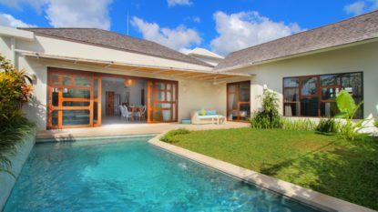 Stylish and Smart 3 bedroom villa in Berawa
