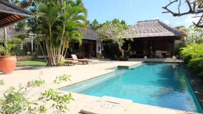 Luxury 4 bedroom villa in Jimbaran's Top Cliff
