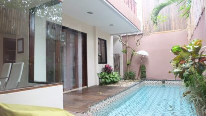 3 bedroom freehold villa in Sanur