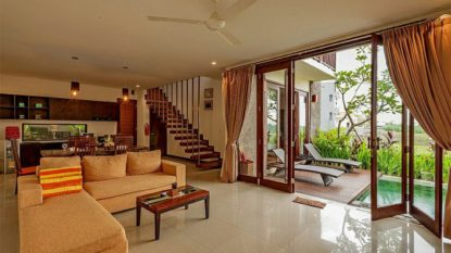 2 bedroom private villa, Freehold
