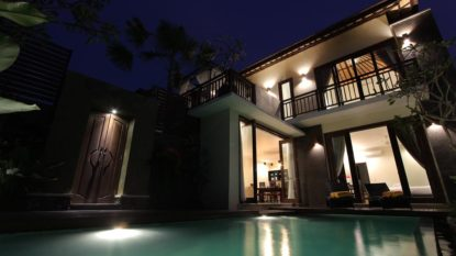 Freehold 3 bedroom villa in Canggu area