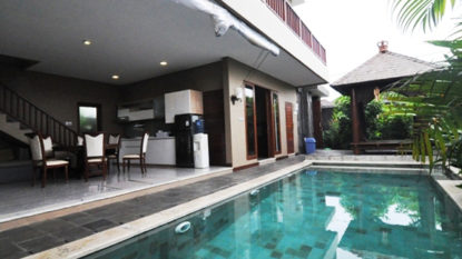 Private 4 bedroom villa in Umalas area