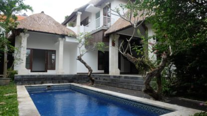 Leasehold 3 bedroom villa in Sanur