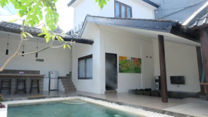 new fully furnished villa in Kerobokan
