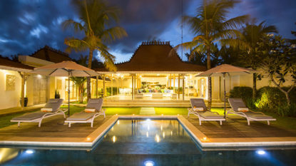 Lovely villa leasehold 28 years, Canggu
