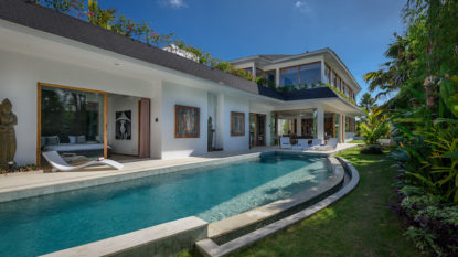 stunning 5 bedroom villa berawa beach