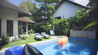 Leasehold 4 bedroom villa in Kerobokan area