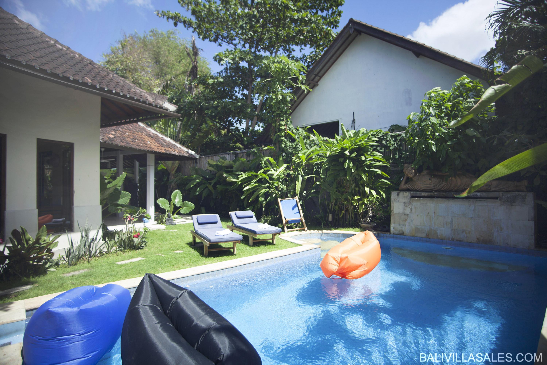 Leasehold 4 bedroom villa in Kerobokan area