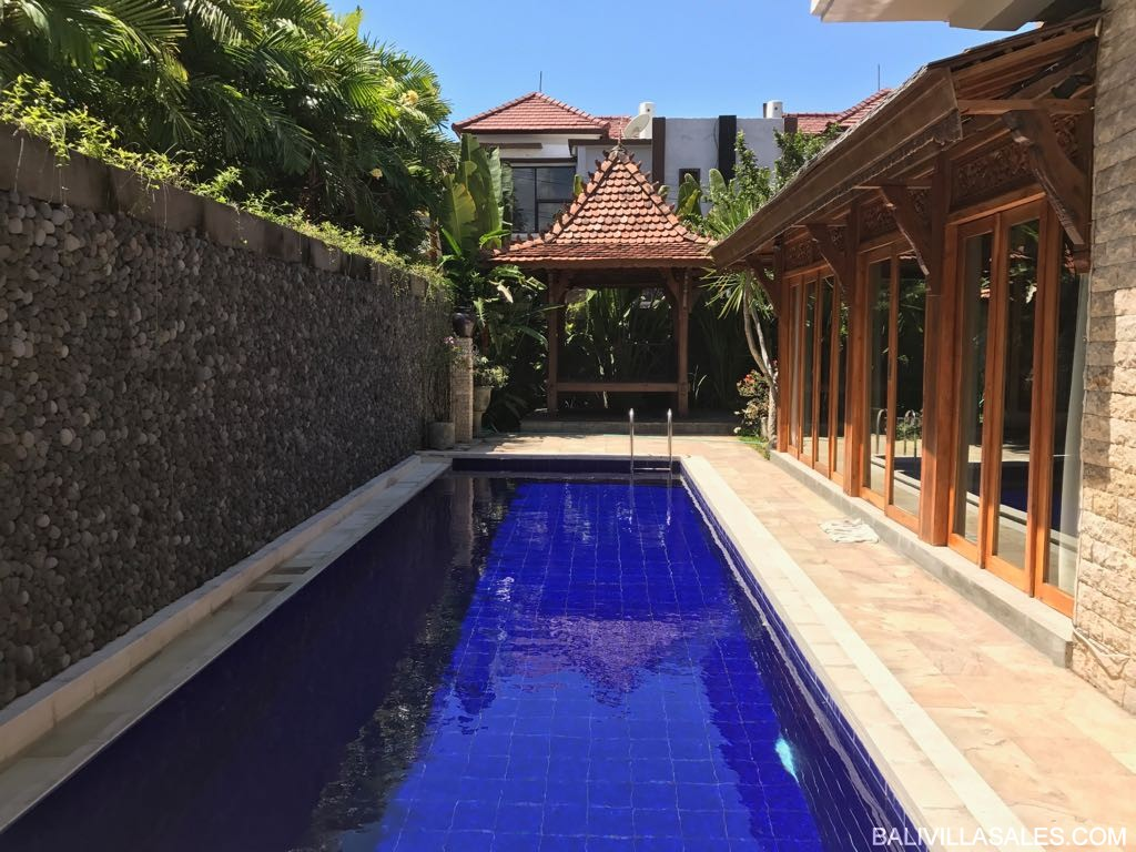 New 3 Bedroom Freehold Villa in Sanur beach side