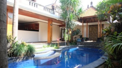 Freehold 3 bedroom villa in Sanur area