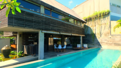 Freehold villa in prime area of Canggu