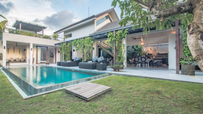 Breathtaking luxury Villa in Umalas