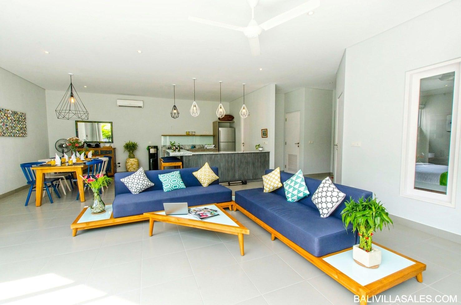 Berawa 3 Bedroom With Pondok Wisata