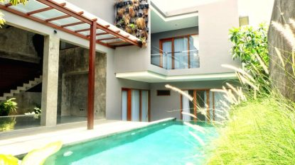 Four bedroom freehold villa in Umalas