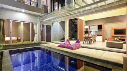 2 bedroom chic villa in Nusa Dua