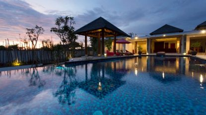 Freehold 5 bedroom villa in Canggu