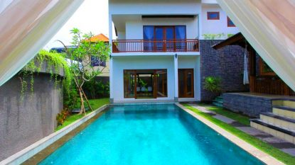 Freehold 4 bedroom villa, Berawa – Canggu