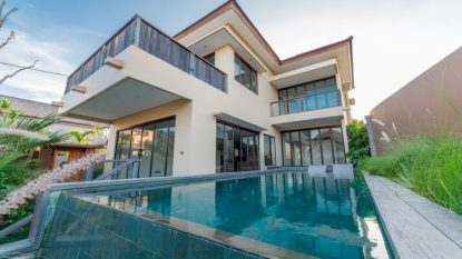 Beautiful 3 bedroom villa in Umalas – Freehold