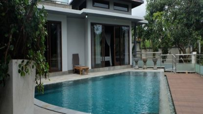Freehold 4 bedroom villa in Pererenan – Canggu