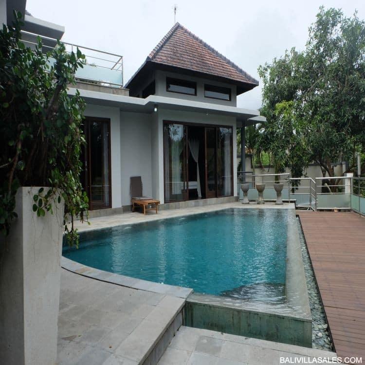 Freehold 4 bedroom villa in Pererenan – Canggu