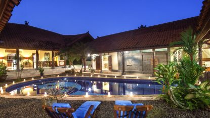 Freehold Villa on Large 1800 sqm Land. The real feel of Bali.