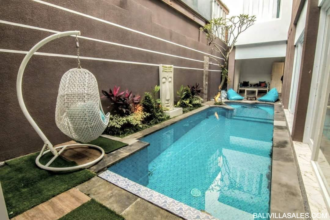 Brand new-Beach side villa in Sanur