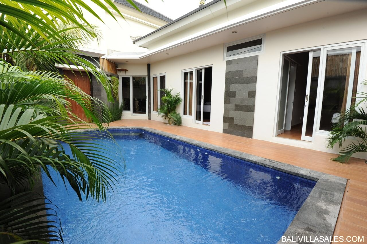 Brand new freehold villa in Kerobokan area