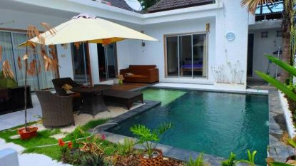 2 bedroom villa in north Seminyak area