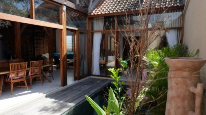 lovely villa in Sanur for Leasehold
