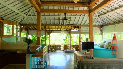 Best offer !! Nice Villa in North Canggu – 3 bedroom plus 2 extra rooms