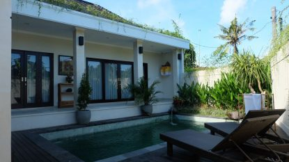 Brand new 2 bedroom villa in North Canggu