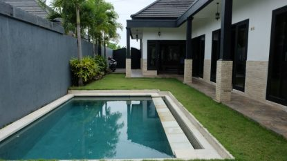 3 bedroom leasehold villa in North Canggu