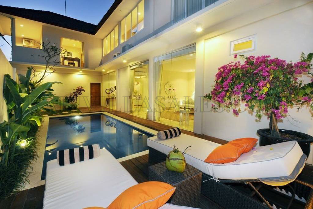 Beautiful 3 bedroom Freehold villa in Berawa