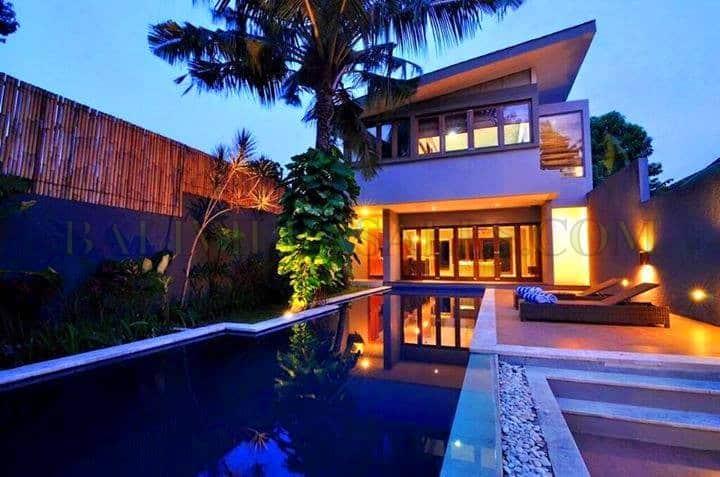 Stylish 3 bedroom freehold villa in Umalas