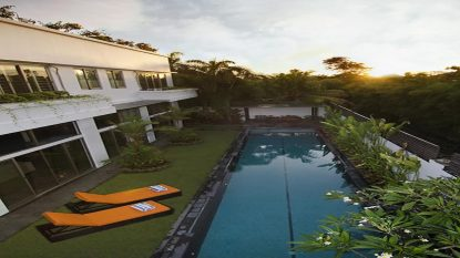 Modern, sublime and inviting 4 Bedroom Villa in Seminyak