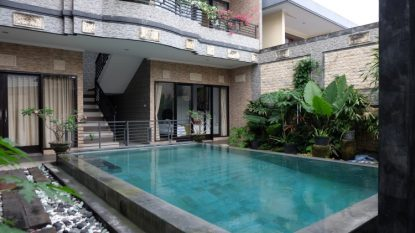 Freehold 4 bedroom villa in Berawa – Canggu